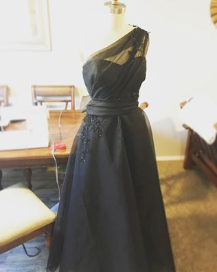 black-dress-project